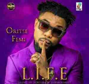 Oritse Femi - Slow Down